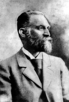 Arquitecto Emilio Doude, retrato