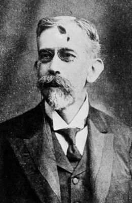 Blas Escontria, ingeniero, Srio. de Fomento Gob. Gral. Díaz, retrato