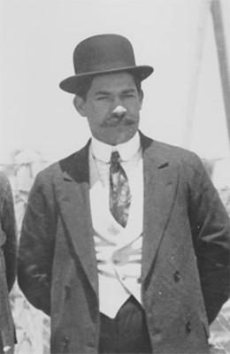 Alberto Estrada, retrato
