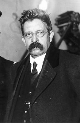 Salvador Díaz Mirón, retrato