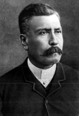 Porfirio Díaz, Presidente de México, retrato