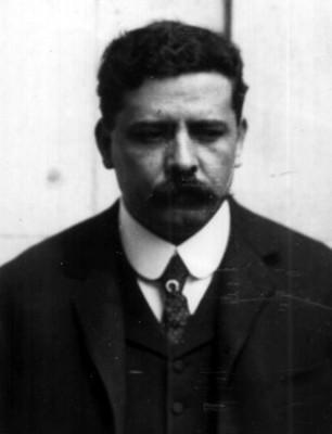 Félix Díaz, retrato