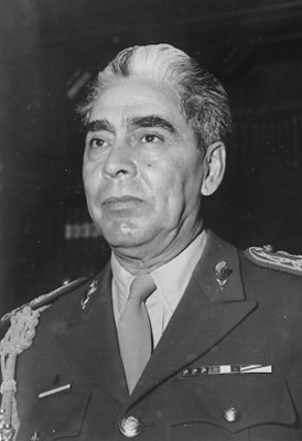 Gral. José Gómez Huerta, retrato