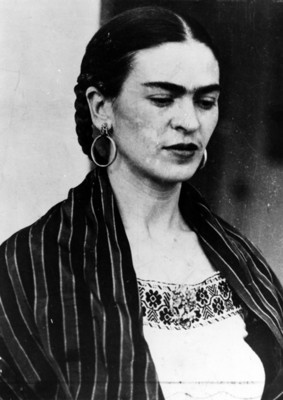 Frida Kahlo Calderon, retrato