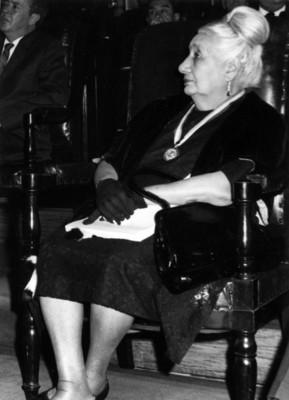 Médula Belisario Domínguez, Imprimió la carta e Dn. Belisario, srita, María Hernández Zarco