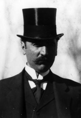 Rafael Hernández, retrato