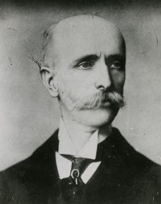Limantour, Ministro de Hacienda del Gral. Díaz, retrato