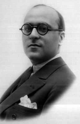 Lasala, ingeniero, retrato