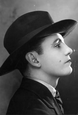 Jorge del Noral, Compositor, retrato