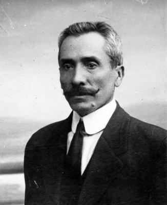 Rafael Reyes Spindola, retrato