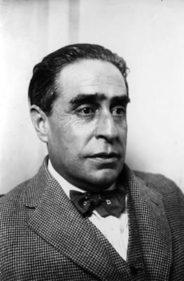 """José Juan de Aguilar Acuña """"Tablada"""", retrato"""