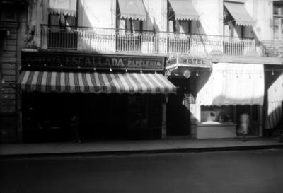 """Imprenta y papelería """"Escallada"""", ubicada en avenida """" 16 de septiembre"""", fachada"""