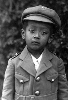 Hijo del Lic Genaro Vázquez, retrato