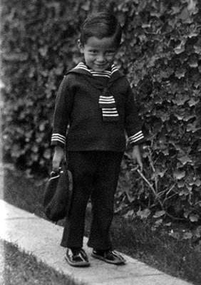 Hijo del Genaro Vázquez, retrato