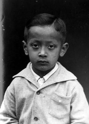 Hijo de Genaro Vázquez, retrato