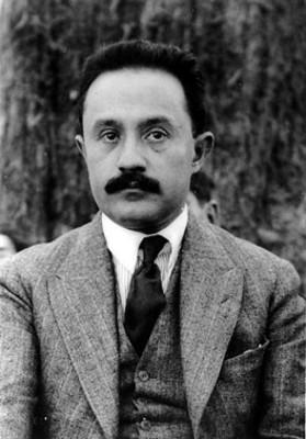 Lic. José Vasconcelos, retrato