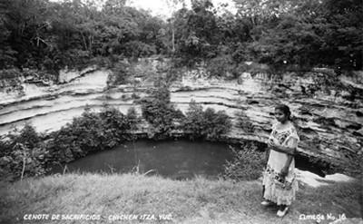 Cenote de sacrificios