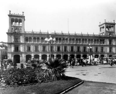 Palacio Municipal, fachada