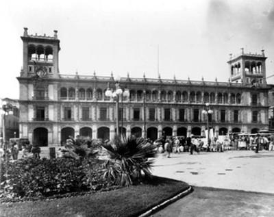 Ayuntamiento Municipal, fachada