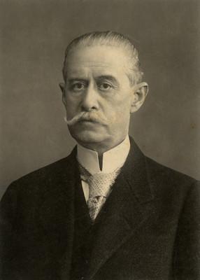 Gustavo Estera, retrato