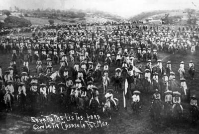 Zapatistas listos para combatir