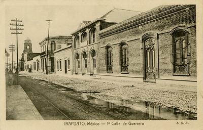 Calle de Guerrero, vista parcial