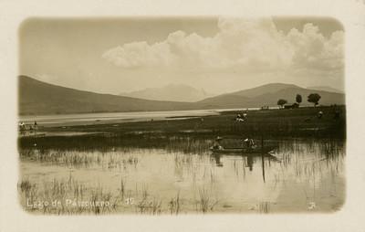 Lago de Pátzcuaro, paisajes