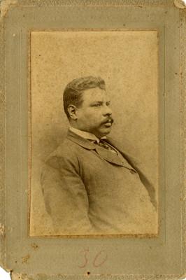 Palomino Elizondo, retrato