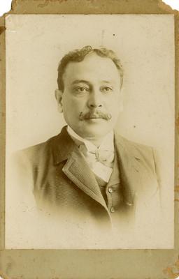 Jesús Ma. Espinoza; retrato