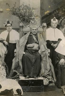 Prospero María Alarcon y Sánchez de la Barquera, arzobispo de México