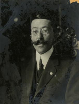 Francisco Arce, retrato