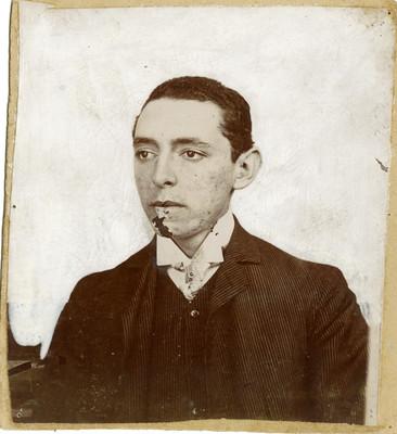 José Castell, retrato