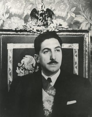 Miguel Alemán Valdés, retrato
