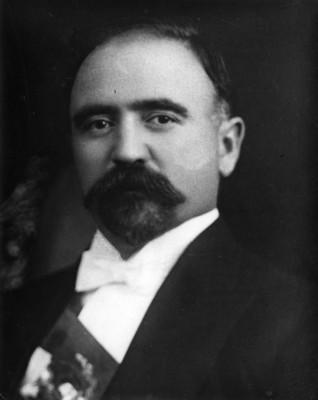 Francisco I. Madero González, presidente, retrato