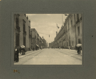 """""""106 Calle de Moneda. City of México"""""""