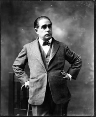 José Juan Tablada, retrato, reprografía