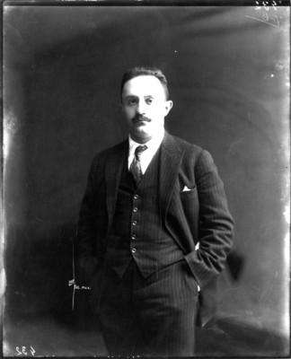 José Vasconcelos, retrato, reprografía