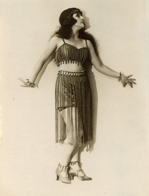 Aurora Bautista, actriz, retrato