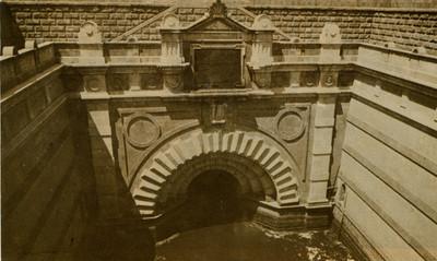 Entrada al Túnel de Tequixquiac