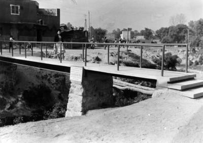 """""""Puente del Conde"""", Vista General"""