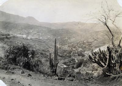 Ciudad de Guanajuato, paisaje
