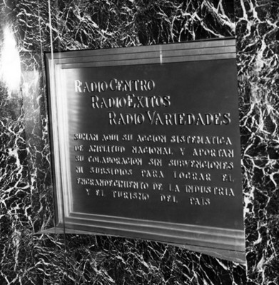 Placa de radiodifusora