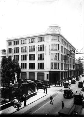 Edificio Cidosa, vista general