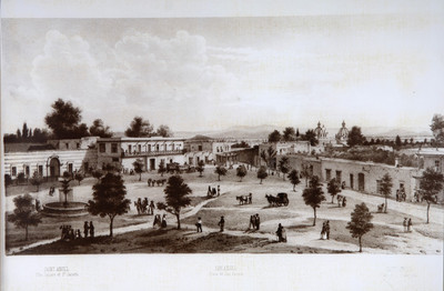 San Ángel Plaza de San Jacinto