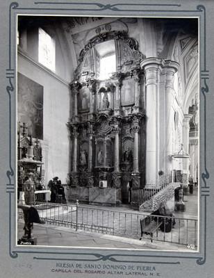 Altar del crucero