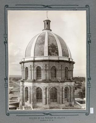 Vista exterior de la Cúpula de la Iglesia de la Merced