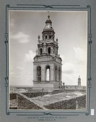 Vista de la Torre de la Iglesia de San Agustín