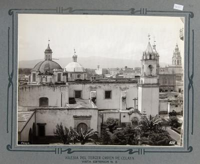 Iglesia del Tercer Orden, vista exterior