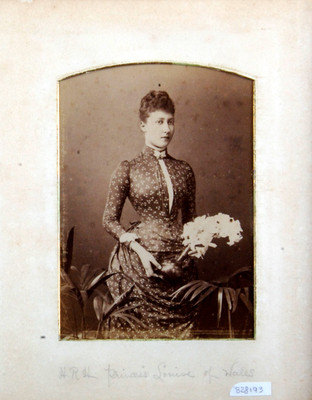 H.R.H. Princess Luoise of Wales