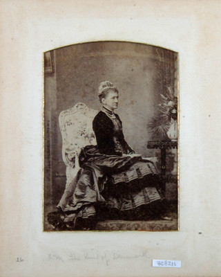 H.M. The Queen of Denmark